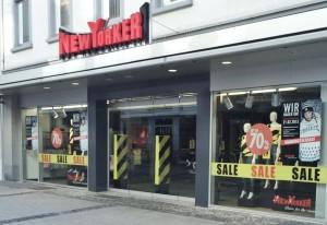 New Yorker Filiale in Kaiserslautern, Fackelstraße