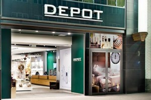 Depot Filiale Pressebild