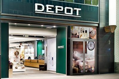 Depot Filiale