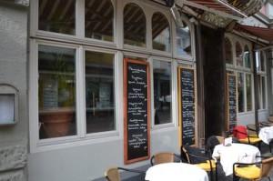Café-Bar No. 15 - Inhaber Wolfgang Schäfer