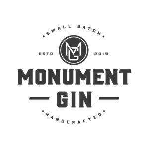 LOGO MONUMENT GIN